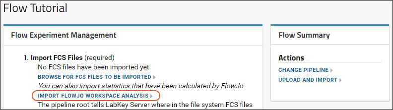 Set Up A Flow Folder Documentation