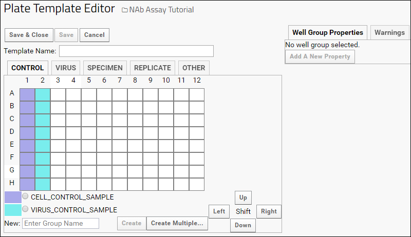 Customize Nab Plate Template Documentation