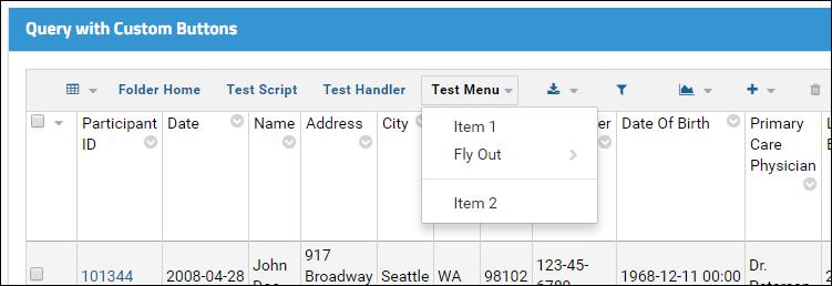 Custom Button Bars: /Documentation