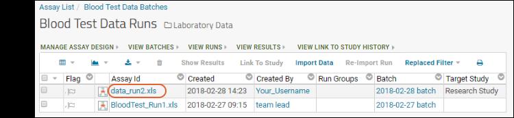Exploring Laboratory Data: /Documentation
