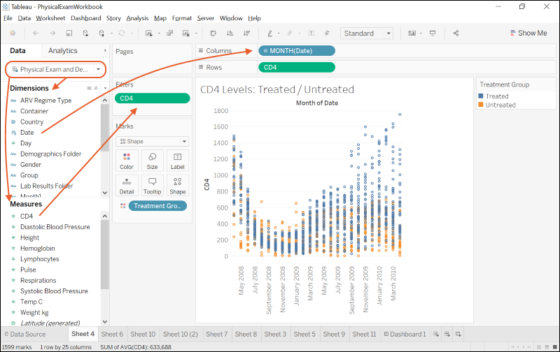 Integrate with Tableau: /Documentation